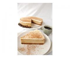 Gluten-Free Mocha Cheesecake